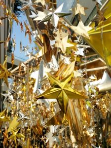 gold and silver stars gnepphoto at FreeDigitalPhotos.net